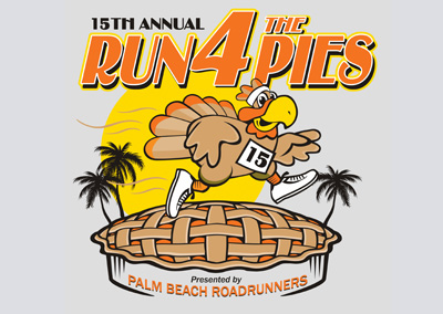 RUN 4 THE PIES